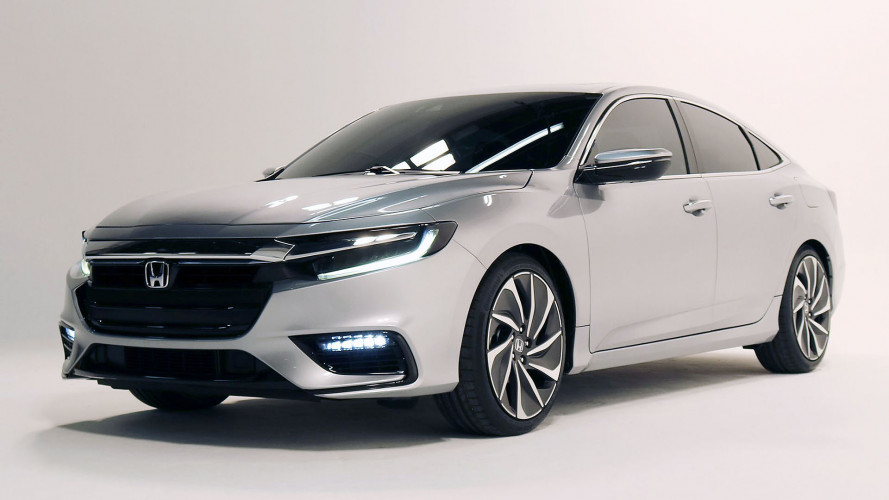 Honda Insight auf der NAIAS 2018 in Detroit