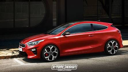 2018 Kia Ceed To Spawn Four More Models