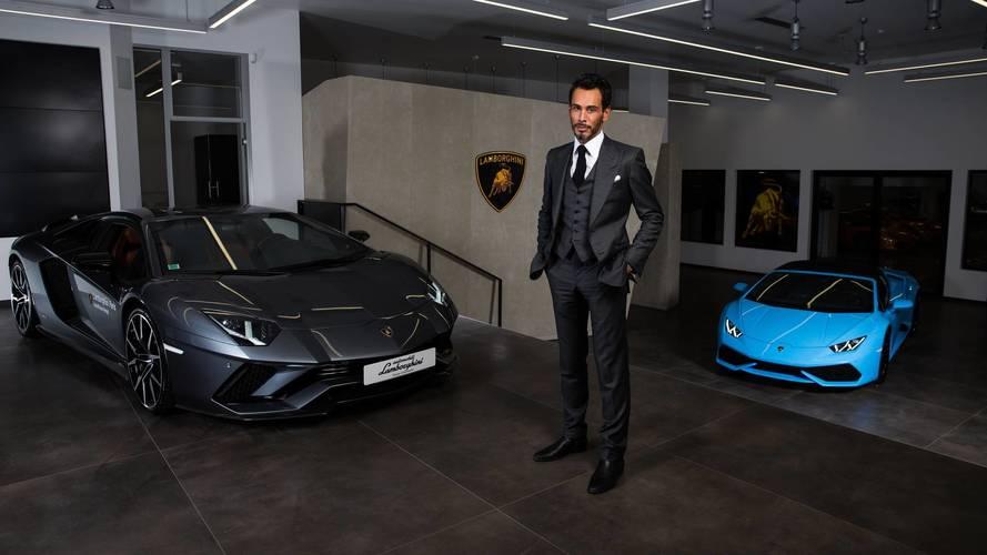 Lamborghini Une Concession Au C Ur De La D 233 Fense Ouvre