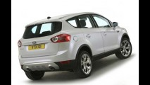 Conceito Crossover Ford Kuga