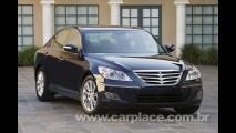 Hyundai apresenta oficialmente o novo sedan Genesis