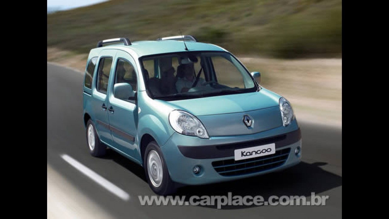 Vídeo - Renault mostra todo o processo de criação e fabricação do novo Kangoo