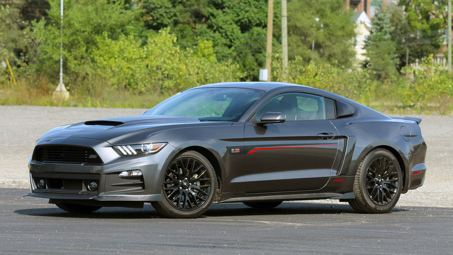 Essai Mustang RS Roush (2017)