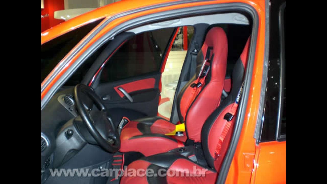 Tunados do Salão do Automóvel: Citroën mostra versão tunada da Xsara Picasso