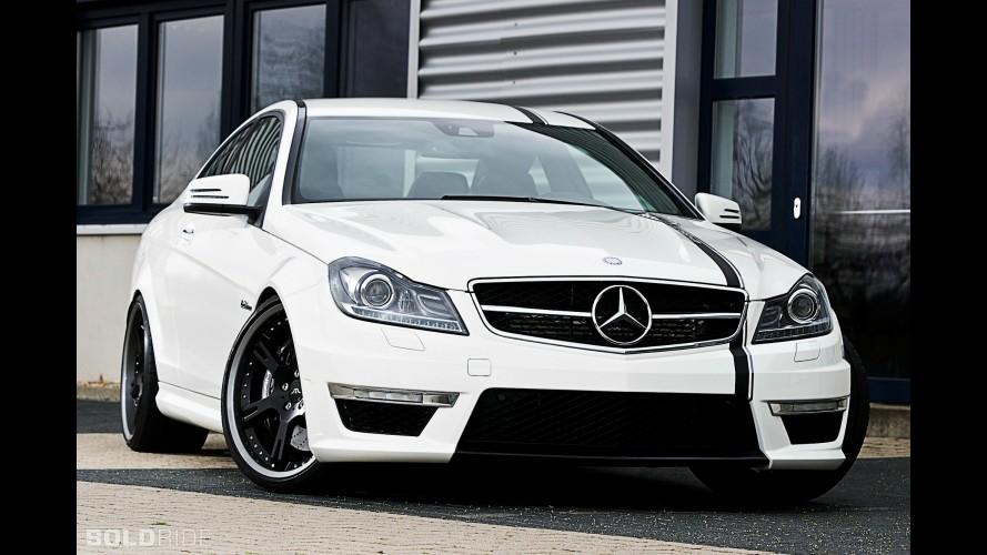 Wheelsandmore Mercedes-Benz C63 AMG Coupe