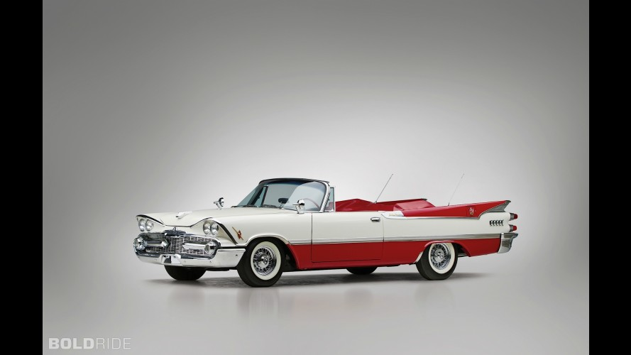 Dodge Custom Royal D-500 Convertible