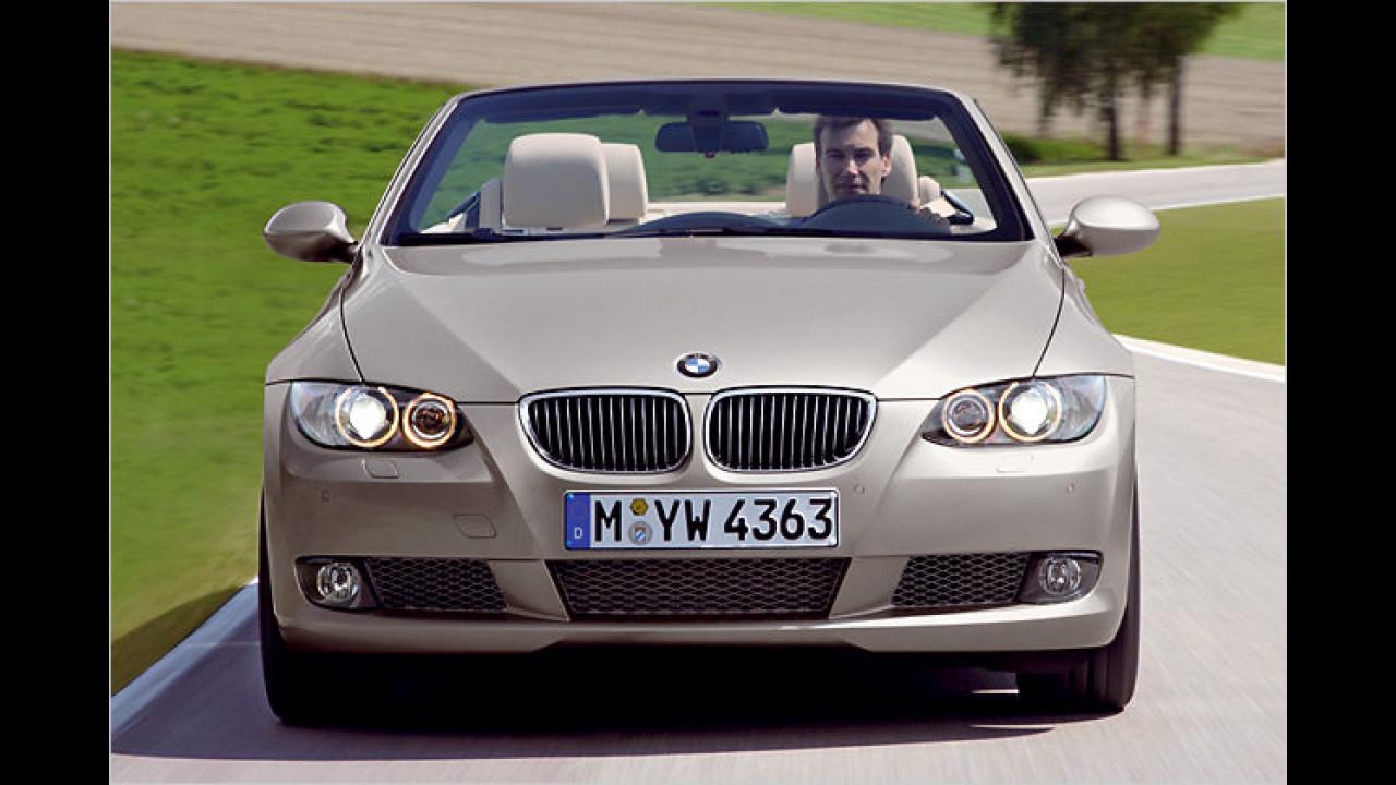 BMW 325d Cabriolet