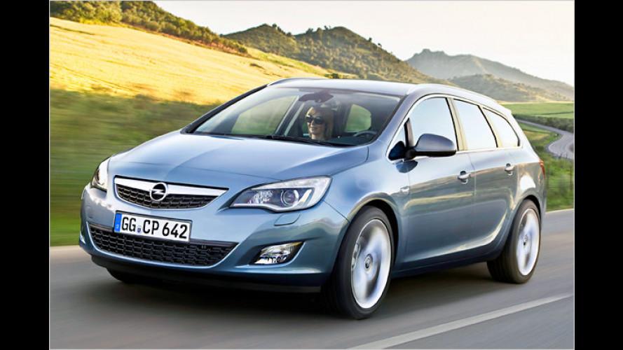 Neuer Opel Astra Sports Tourer: Jetzt ist der Preis fix