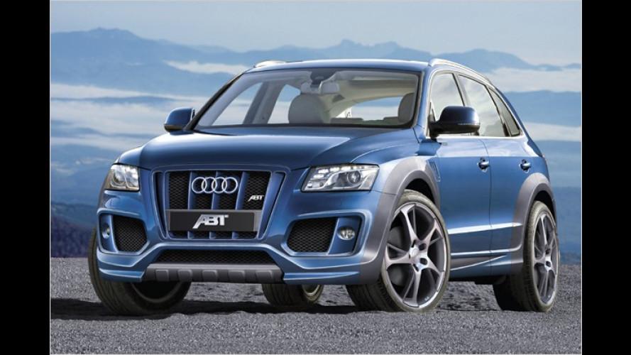 Sportlicher, tiefer und stärker: Der neue Audi Q5 von Abt