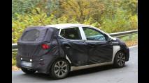 Ertappt: Hyundais Kleinster im Stoffkleid