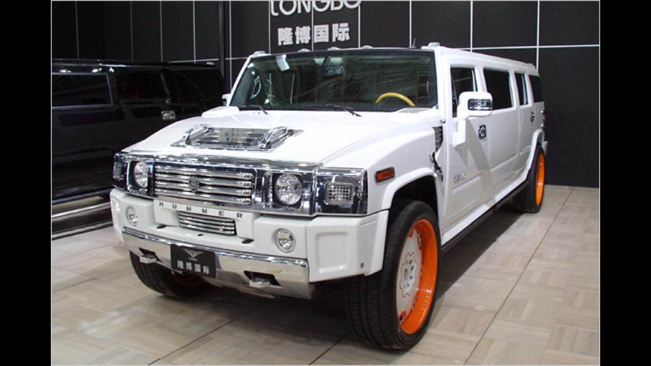 Hummer Longbo