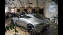 007s Firmenwagen ist verkauft