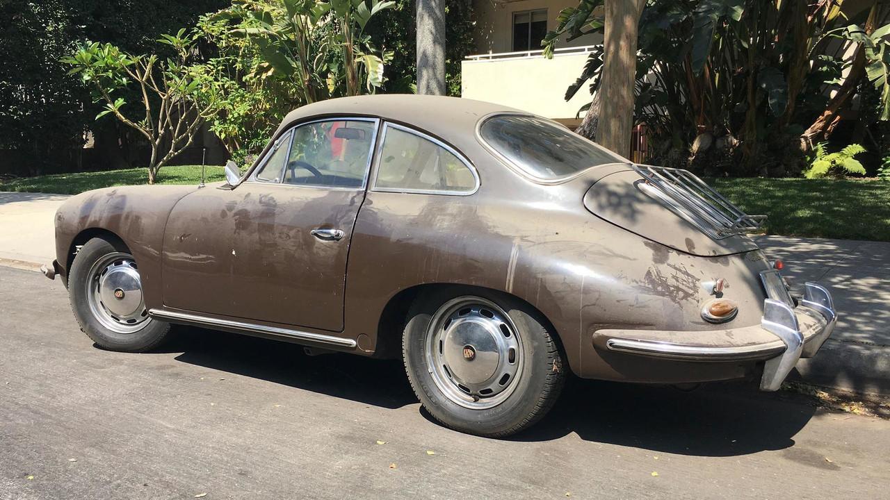 Porsche 356C Garage Find