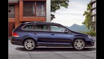 Luxus-Laster von VW
