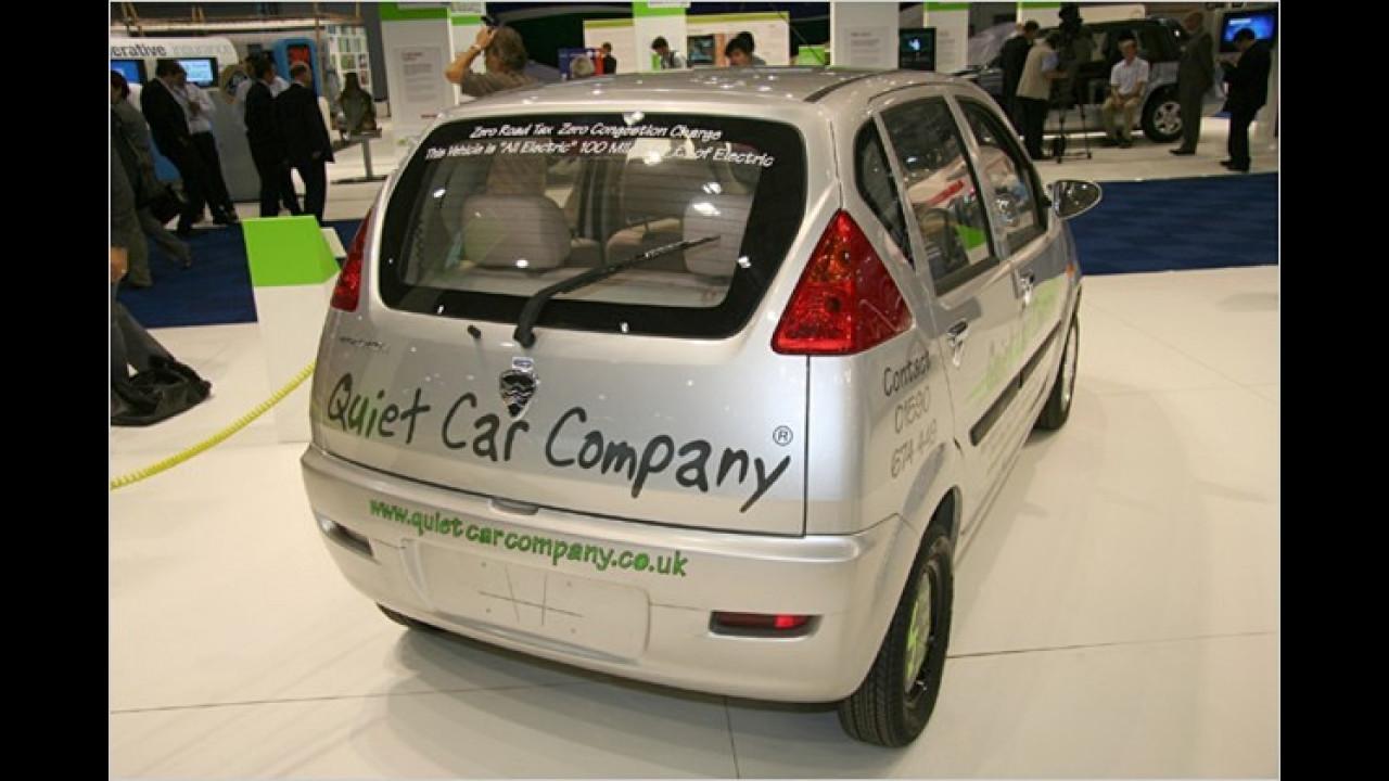 Quiet Car 2