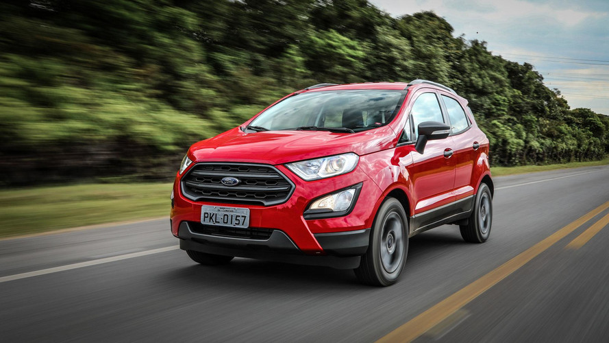 Chefão da Ford diz que produzir SUVs mais eficientes é prioridade