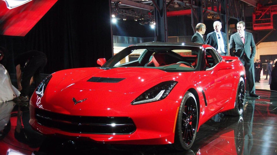 Chevrolet says 40 percent of 2014 Corvette customers chose the manual gearbox