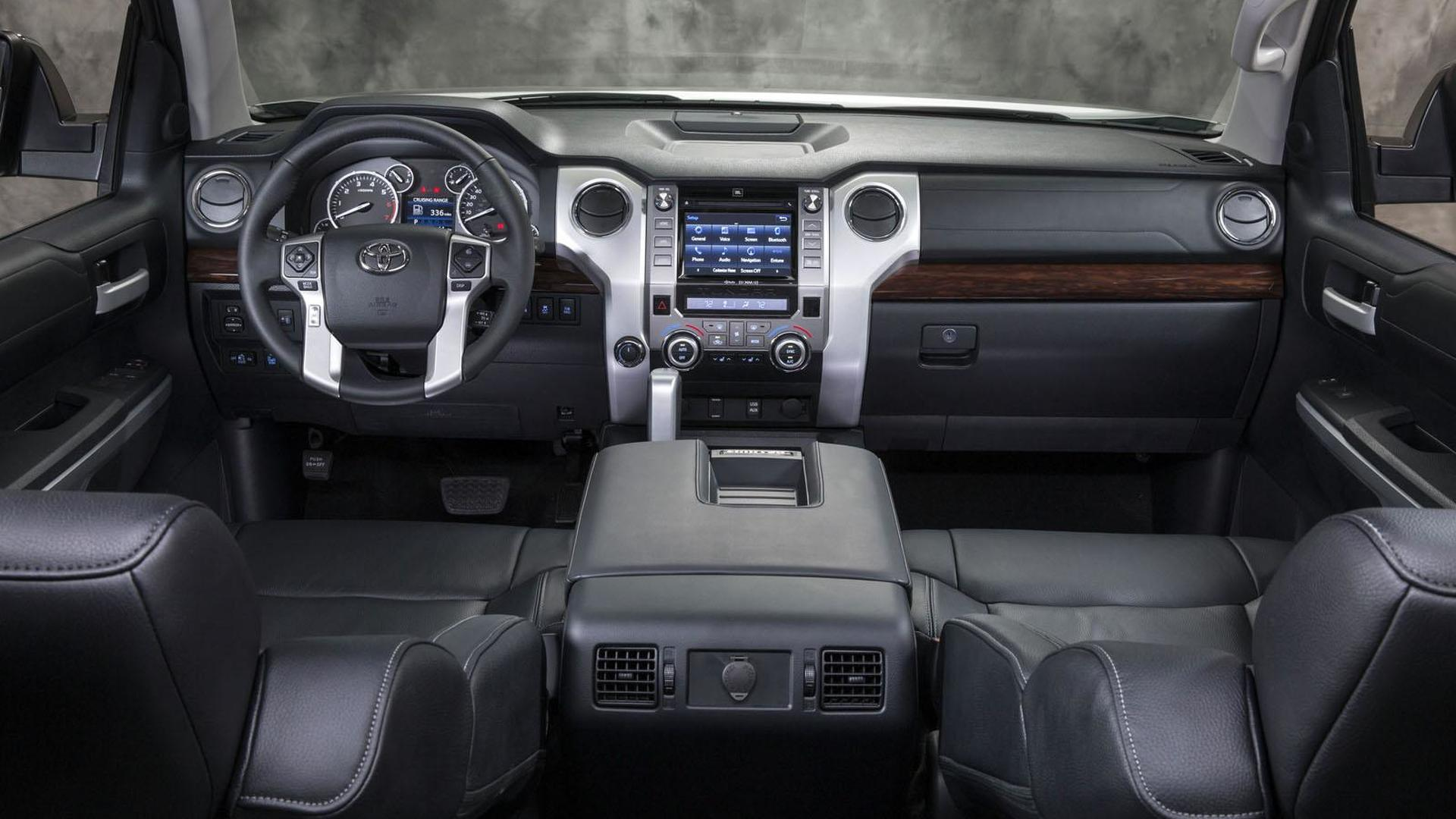 Toyota considering a Tundra sel report
