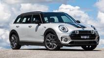 Mini Cooper S Clubman Masterpiece Edition