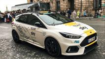 Ford Focus RS Track Edition, in giallo per celebrare il Tour de France