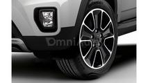 Dacia Duster 2018 - Projeção