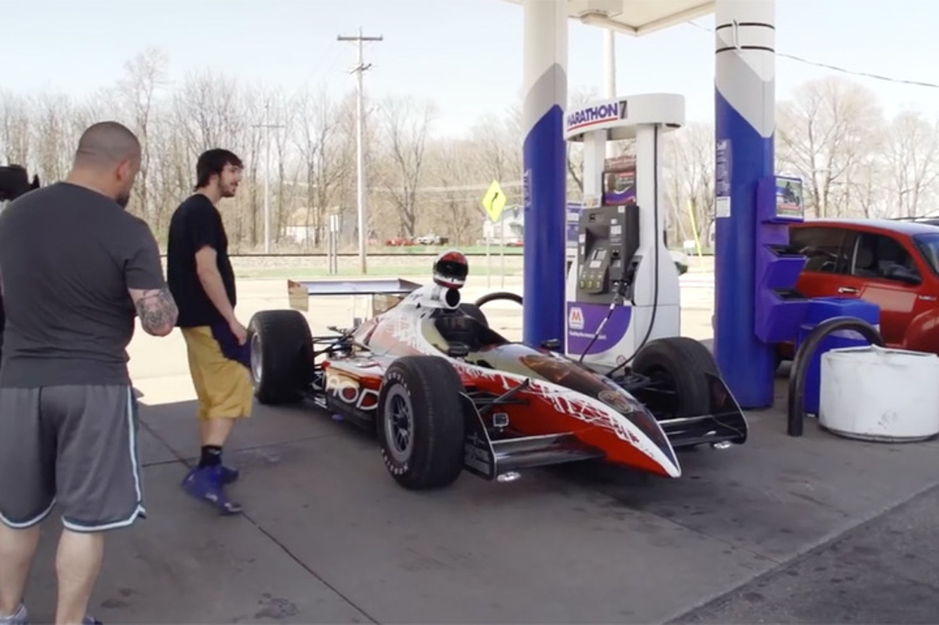 This Street Legal IndyCar is Very Real, Very Quick