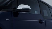 BMW i3 puts on fancy blue tuxedo in UK