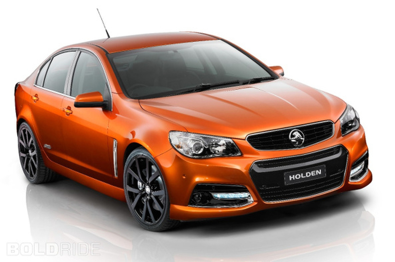 How Will Holden Shutdown Effect Aussie-Built Chevrolets?