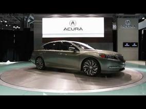 2013 Acura RLX Concept B-Roll