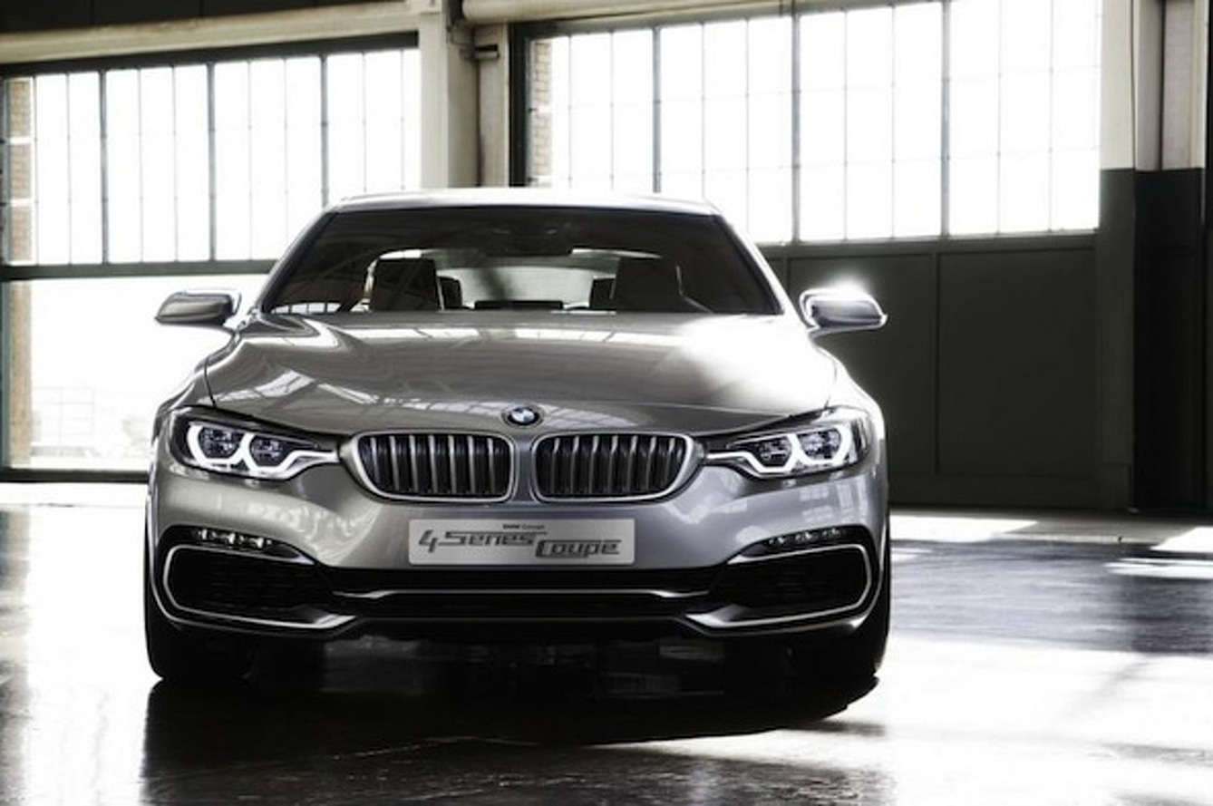 BMW M4 Concept to Debut at Pebble Beach