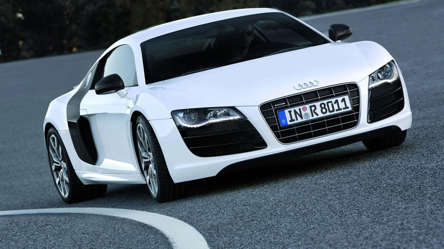 First U.S. Bound Audi R8 V10 Sells at auction for $500,000
