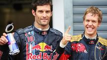 Webber not surprised at Vettel switch