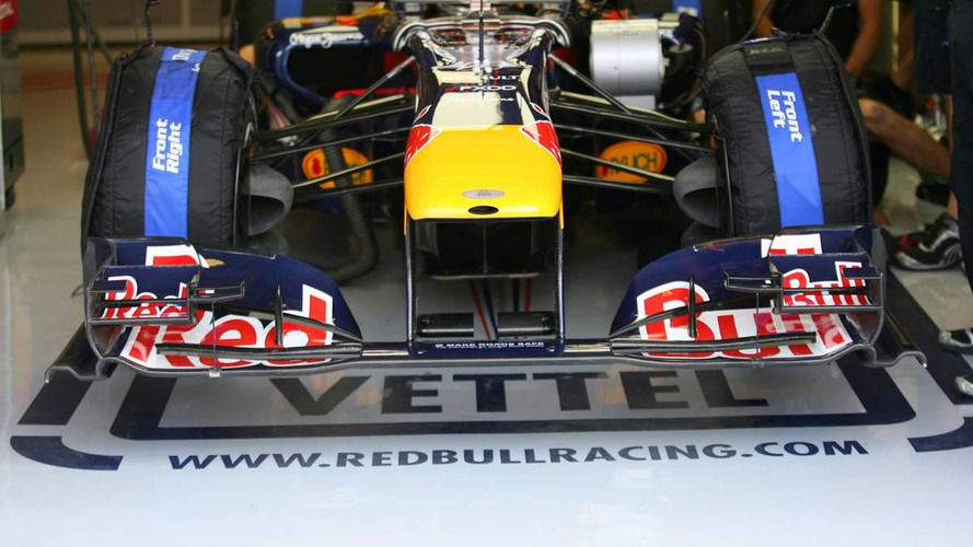 No car changes for new flex tests - Horner