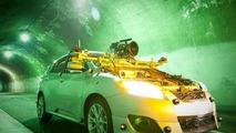 Lexus CT 200h Dark Ride interactive promo video released