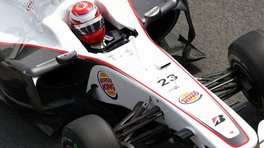 Sauber cars to feature Burger King logos in Spain