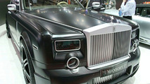 Rolls-Royce Phantom by Mansory