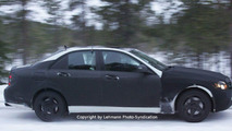 New Meredes C-Class Spy Photos