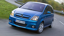 New Opel Meriva OPC