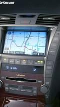 Lexus LS460 Advanced In-Car Audio System