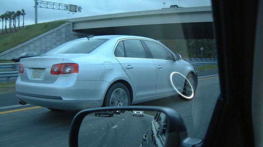Next Generation VW Jetta / Bora Spied