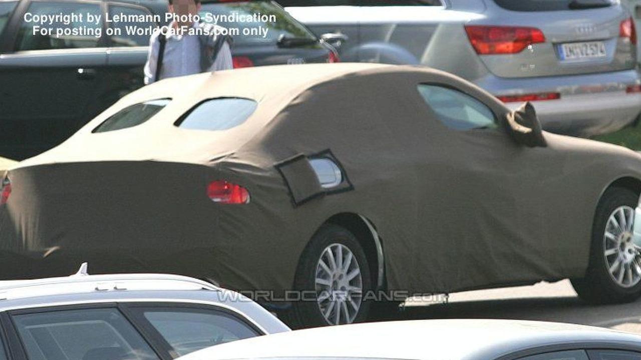 SPY PHOTOS: New Audi A4