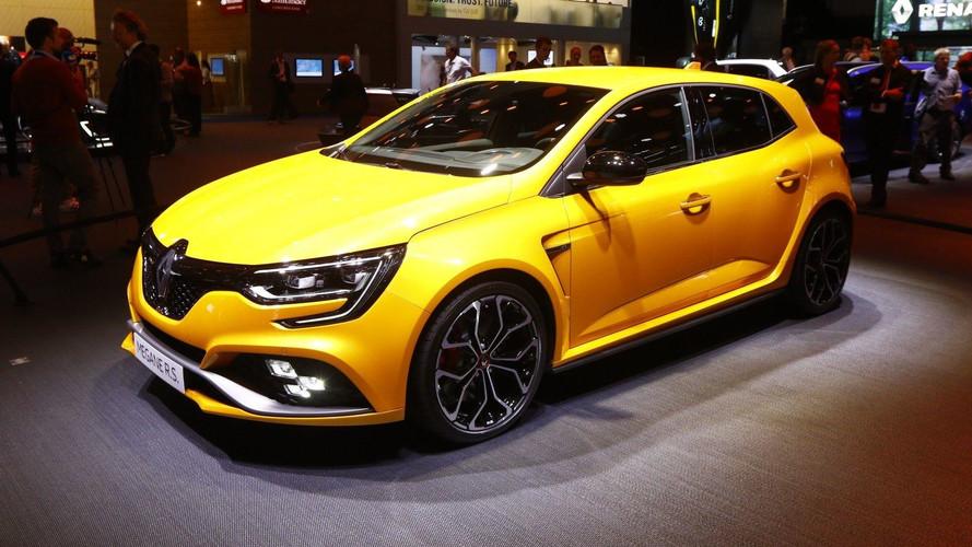 VIDÉO - La Renault Mégane R.S. dans ses moindres détails !