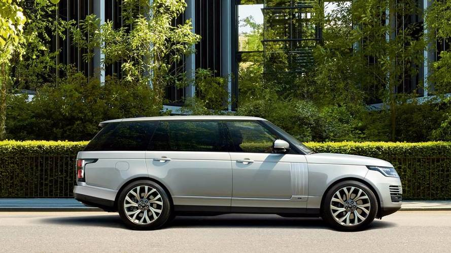 Range Rover Sport PHEV Is A
