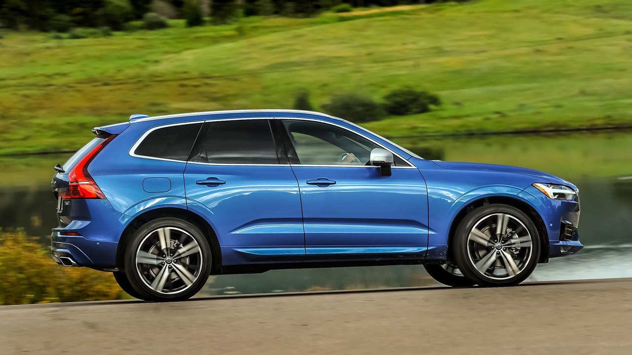 Excellent 2018 Volvo XC60 Review Photo
