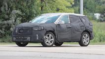 2018 Acura RDX Spy Photos