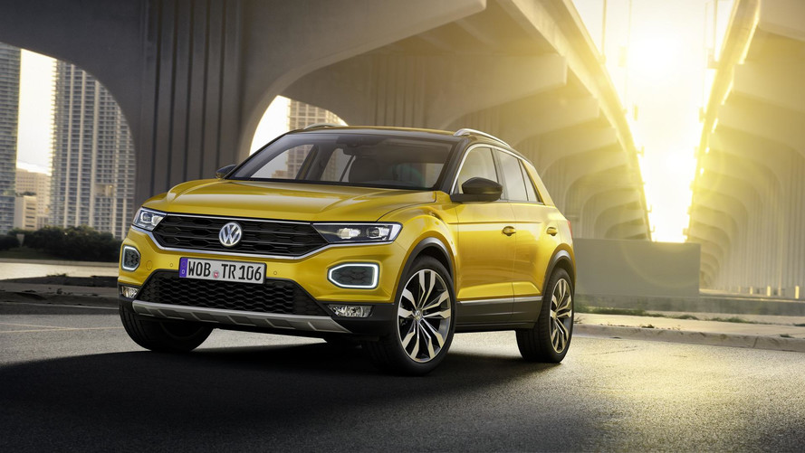 Volkswagen T-Roc 2018: un SUV urbano desde 23.875 euros