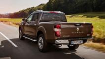 Renault Alaskan - Europa