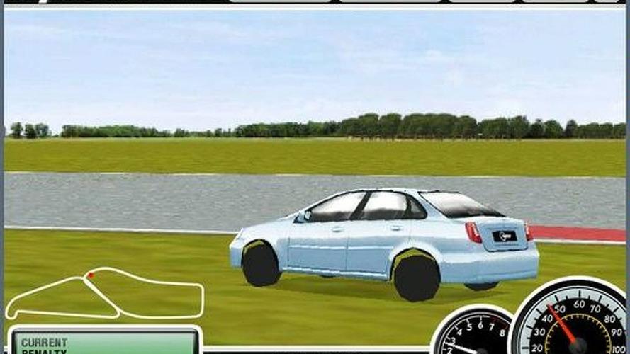 Top Gear Flash Game