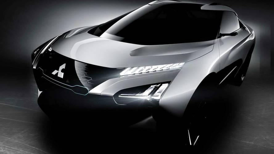 Mitsubishi e-Evolution teaser görselleri ortaya çıktı