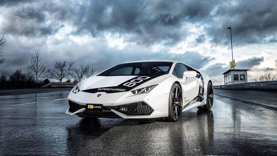 794-HP Supercharged Lamborghini Huracan Quicker Than Aventador S